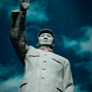 Mao Zedong monument
